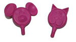More detail onDnZ-Vibe Soft Cat n Mouse Tip Set - ARK