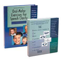 More detail onOral Motor Exercises with Homework Book